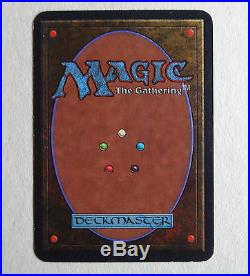 1 ALPHA Forcefield Magic The Gathering RARE Card