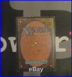 1 Chaos Orb Unlimited MtG Magic Artifact Rare old school 93/94 #0269