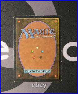 1 Mox Jet (#1734) Unlimited Artifact MtG Magic 93/94 Old School Rare 1x x1