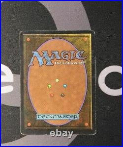 1 Mox Jet (#2045) Unlimited Artifact MtG Magic 93/94 Old School Rare 1x x1