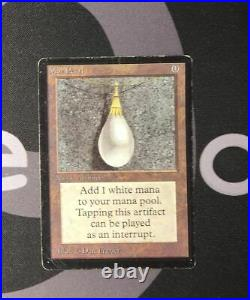 1 Mox Pearl (#1625) Beta Artifact MtG Magic 93/94 Old School Rare 1x x1