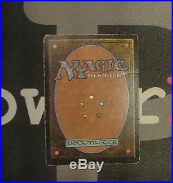 1 Mox Pearl Unlimited MtG Magic Artifact Rare old school 93/94 #0246