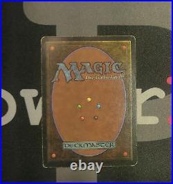1 Scrubland (#7732) Unlimited Land MtG Magic Rare old school 93/94