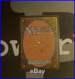 1 The Abyss Legends MtG Magic Black Rare old school 93/94 #7811