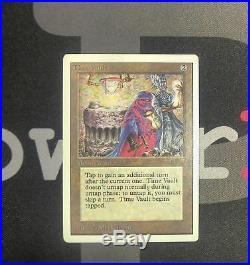 1 Time Vault Unlimited MtG Magic Artifact Rare old school 93/94 #0231