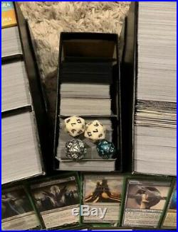 1000+ Card Magic the Gathering MTG Collection Lot Includes Rares! SP+ HOLO FOIL