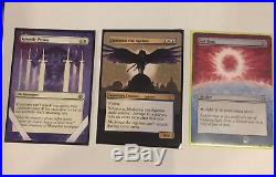 $1012 Magic The Gathering Commander Multiplayer Cube Collection MTG Rare LOT Edh