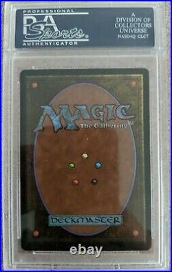 1993 MTG Magic the Gathering Unlimited Icy Manipulator PSA 10 GEM MINT