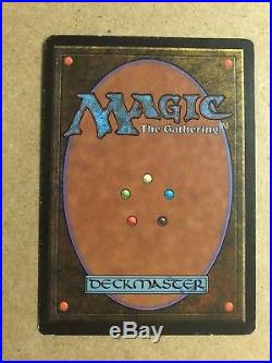 1993 Magic The Gathering MTG BETA Demonic Tutor