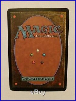 1x Foil Magic the Gathering MtG Guildpact Godless Shrine Mint/Near-Mint