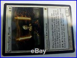 2 Copies Stoneforge Mystic MTG Worldwake Rare