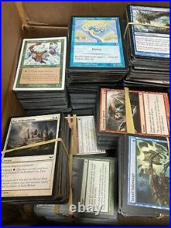 20+ lb POUNDS Magic The Gathering Card LOT Vintage Old Rare 90s Foil Estate Find