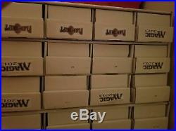 25000+ Huge magic the gathering lot! Rares, foils, vintage +800 lands lot 1