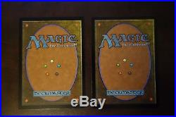2x JAPANESE FOIL Palinchron Urza's Legacy Rare NM/MT 1x SIGNED Magic MtG