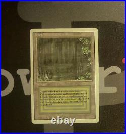 4 Bayou (#0353) Revised Land MtG Magic Rare old school 93/94