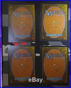 4 Karakas Legends MtG Land Rare 4x x4 Magic the Gathering #6383