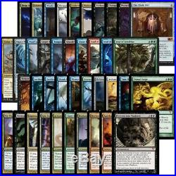 40 MIXED MYTHIC RARE CARD LOT magic MTG MINT CARD