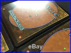 4x Abrupt Decay Foil Japanese MTG Magic the Gathering Free Shipping Very Rare