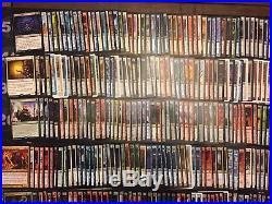 500 ALL Rare & Mythic Magic The Gathering Mtg Lot Foil Collection Trade Binder