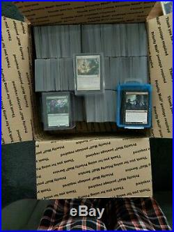 6000 + Magic the Gathering MTG Card Collection with 500 rares