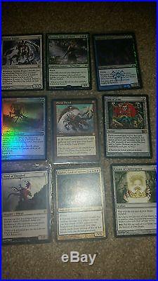 8,000+ (Hundreds of Rares) Magic The Gathering Card Collection