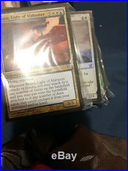 8x Custom Commander Deck Lots Of Foils And Rares Over The Top Deal Here