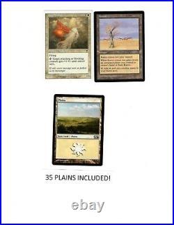 ANGELS ASSEMBLE! -100 Card EDH-Magic Commander Deck-Rares, MYTHICS, Mtg RTP