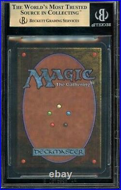 Alpha Mox Emerald BGS 9.5 Quad MTG Magic The Gathering Pristine Card