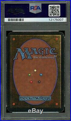 Alpha PSA 10 Mox Jet MTG Magic the Gathering 1993 One Of Only 3 Super Rare