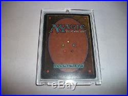 Ancestral Recall Magic the Gathering MTG Unlimited Power 9 Card LP/MP ULTRA RARE