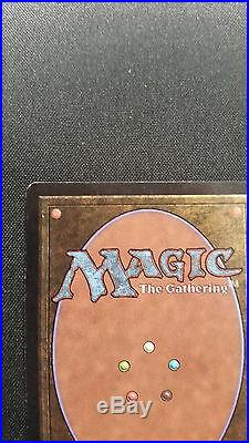 Ancestral Recall Unlimited EX+ Condition MTG