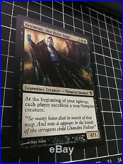 Anowon the Ruin Sage Mint Rare Legendary Vampire Shaman MTG Magic the Gathering