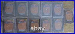 Arabian Nights Complete Set MTG Rare Complete Set (92 Cards A & B Versions)