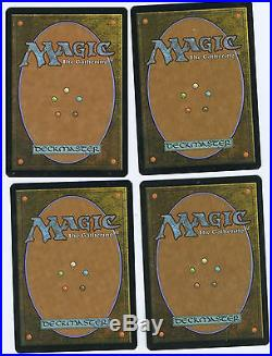 Arid Mesa Zendikar Magic The Gathering Rare x4 PLAY SET
