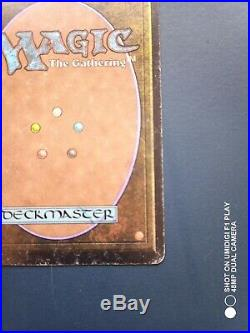 BLACK LOTUS Unlimited Edition (nice) English MTG very Rare P9 Power nine 9 VHTF