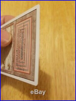 Badlands Revised Magic the Gathering MtG Mint/NM unplayed