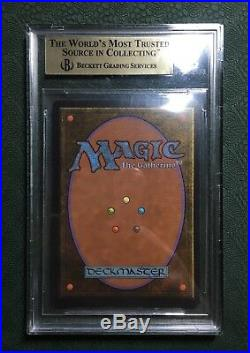 Bayou Unlimited Edition BGS 9.5 Gem Mint with 10 centering! MTG