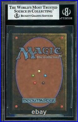 Beta Black Lotus BGS 9 Quad ++ MTG Magic The Gathering 1993.5 From 9.5