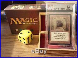 Beta Howling Mine BGS Graded 8.5 NM Magic The Gathering MTG 1993 New Old Wow