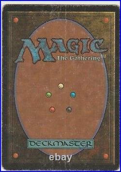 Beta MTG Badlands Magic Rare