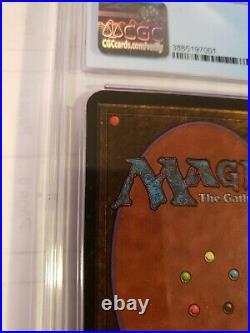 ++ Beta Mind Twist MTG Magic the Gathering Rare CGC Graded 9.0 MINT Subgrades ++
