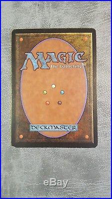 Beta Vesuvan Doppelganger x1 English Moderate play Magic the Gathering MTG