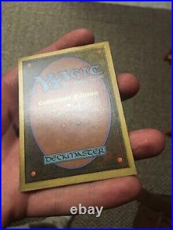 Black Lotus MTG Collectors Edition Power 9