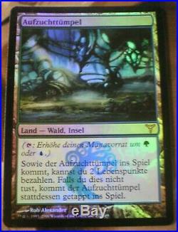 Breeding Pool Dissension GERMAN FOIL Shock Land Mtg Magic Rare 1x x1 #B99