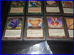 COMPLETE 94-Card MTG UNGLUED SET LP/NM Magic the Gathering