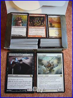 Ca. 3900 commen Magic-Karten & ca. 1300 Uncommen und Rare