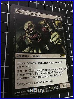 Cemetery Reaper MINT RARE Zombie MTG Magic the Gathering 100% Feedback Sydney