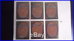 Complete Revised(3rd Ed) Set with all 10 Duals Plus Extra Rares See Decription MTG