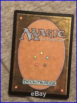 Demonic Tutor NM MTG UMA Ultimate Masters Box Topper (08/040) ULTRA RARE