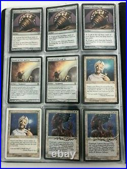 EPIC MTG COLLECTION 2/3 Power Nine Imperial Seal Zodiac Dragon Force of Will